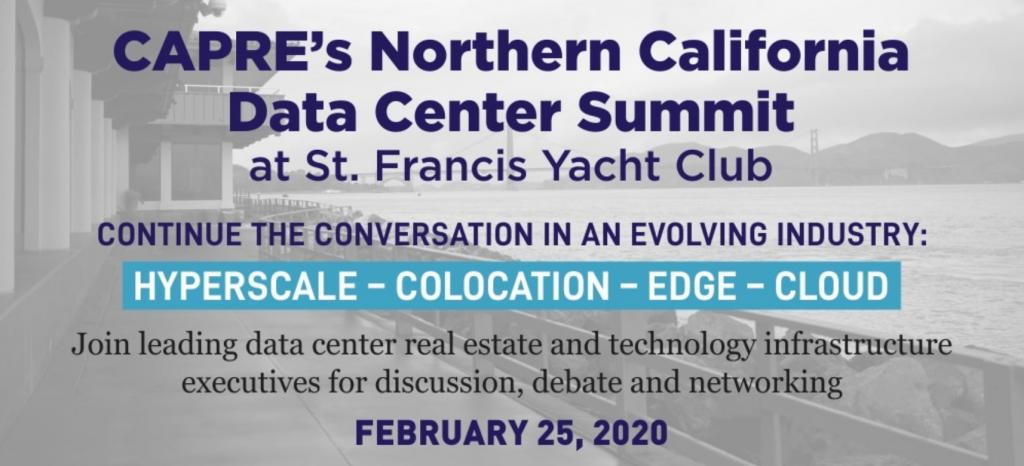 CAPRE's Data Center Round Up for November 27, 2019